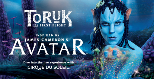 Cirque Du Soleil - Toruk at Quicken Loans Arena