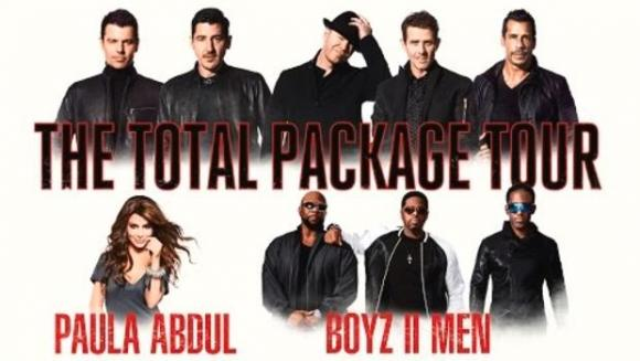 New Kids On The Block, Paula Abdul & Boyz II Men at Quicken Loans Arena