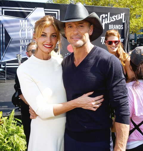 Tim McGraw & Faith Hill at Quicken Loans Arena