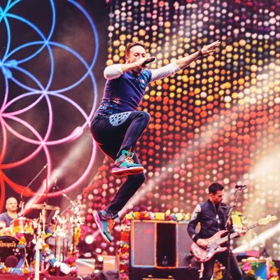 Coldplay at Quicken Loans Arena