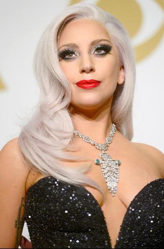 Lady Gaga at Quicken Loans Arena