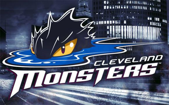 Cleveland Monsters vs. San Jose Barracuda at Quicken Loans Arena