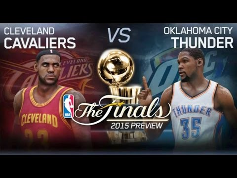 Cleveland Cavaliers vs. Oklahoma City Thunder at Quicken Loans Arena
