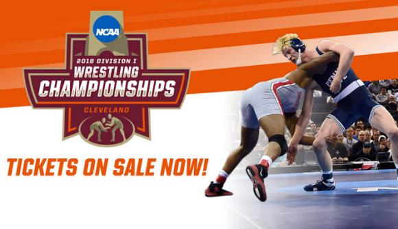 2018 NCAA Division I Wrestling Championships - All Sessions at Quicken Loans Arena
