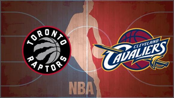 Cleveland Cavaliers vs. Toronto Raptors at Quicken Loans Arena