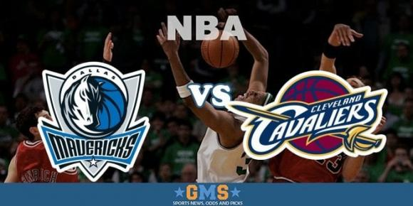 Cleveland Cavaliers vs. Dallas Mavericks at Quicken Loans Arena