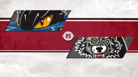 Cleveland Monsters vs. Chicago Wolves at Quicken Loans Arena