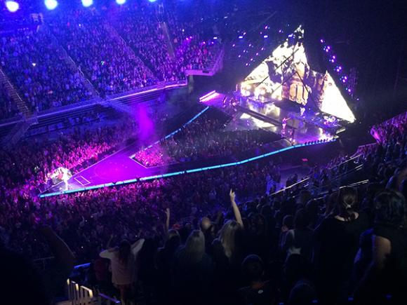 Katy Perry at Quicken Loans Arena