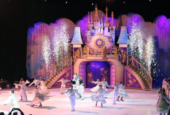 Disney On Ice: Dare To Dream at Quicken Loans Arena