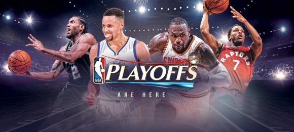 NBA Eastern Conference First Round: Cleveland Cavaliers vs. TBD - Home Game 1 (Date: TBD - If Necessary) at Quicken Loans Arena