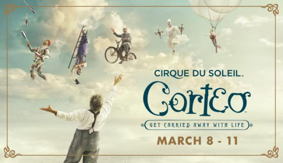 Cirque du Soleil - Corteo at Quicken Loans Arena