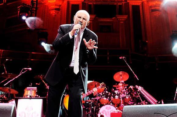 Phil Collins at Quicken Loans Arena