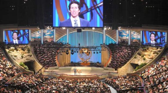Joel Osteen at Quicken Loans Arena