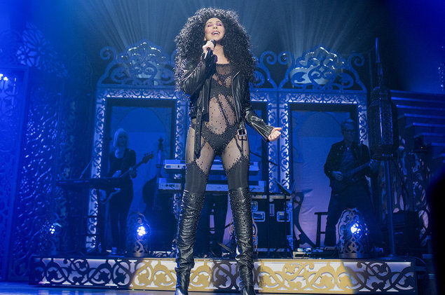Cher at Quicken Loans Arena