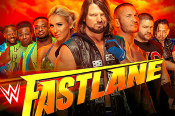 WWE: Fastlane at Quicken Loans Arena