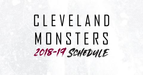 AHL North Division Finals: Cleveland Monsters vs. TBD - Home Game 1  (Date: TBD - If Necessary) at Quicken Loans Arena