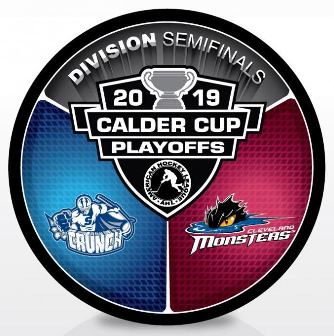 AHL Calder Cup Finals: Cleveland Monsters vs. TBD - Home Game 1  (Date: TBD - If Necessary) at Quicken Loans Arena