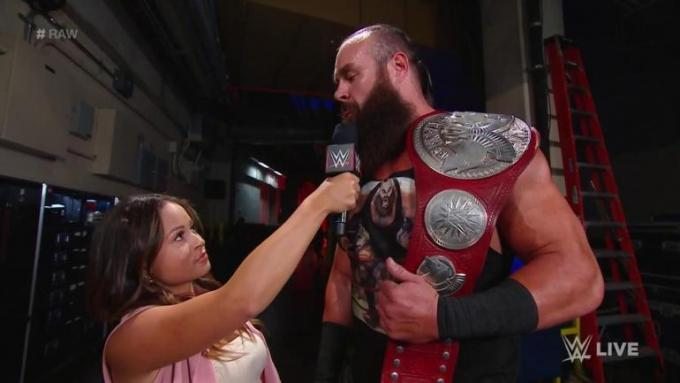 WWE: Raw at Quicken Loans Arena