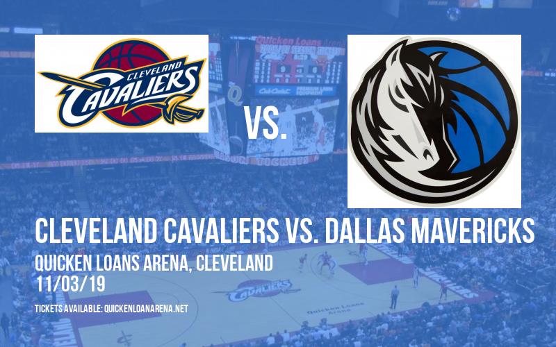 Cleveland Cavaliers vs. Dallas Mavericks at Quicken Loans Arena