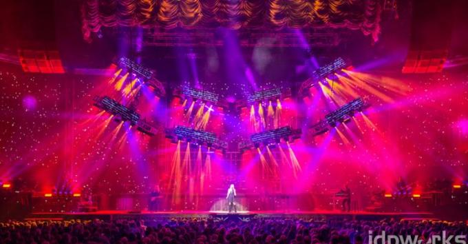 Trans-Siberian Orchestra at Quicken Loans Arena