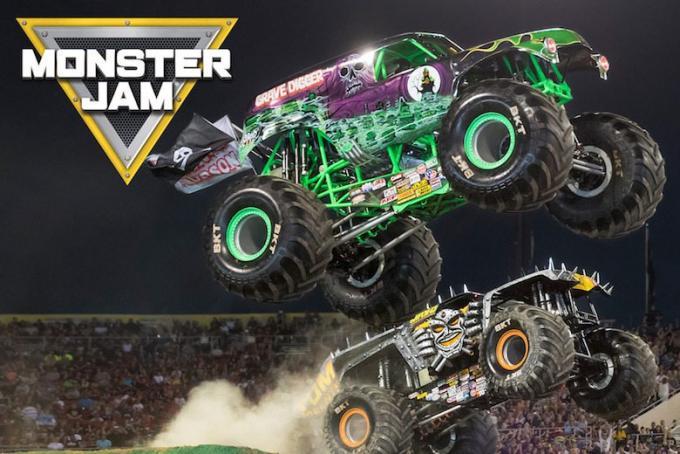 Monster Jam at Quicken Loans Arena