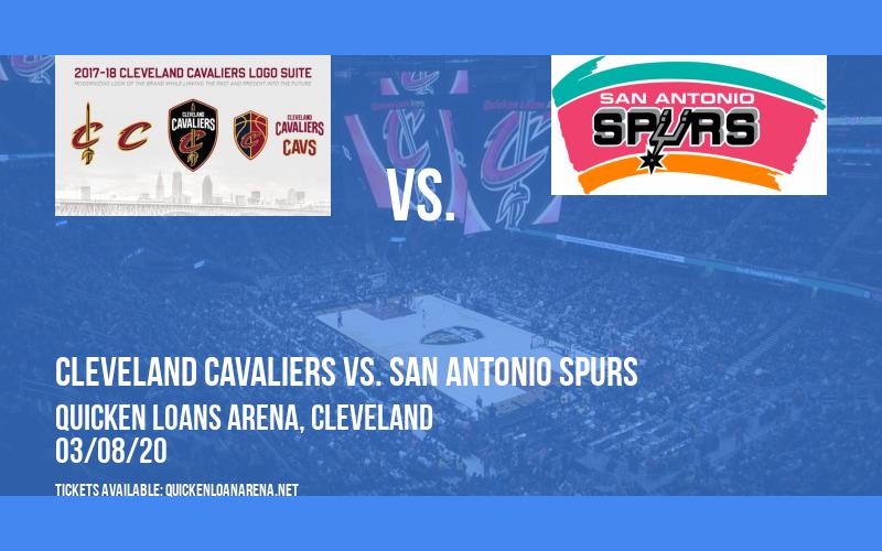 Cleveland Cavaliers vs. San Antonio Spurs at Quicken Loans Arena