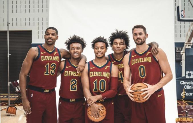Cleveland Cavaliers vs. Milwaukee Bucks at Quicken Loans Arena