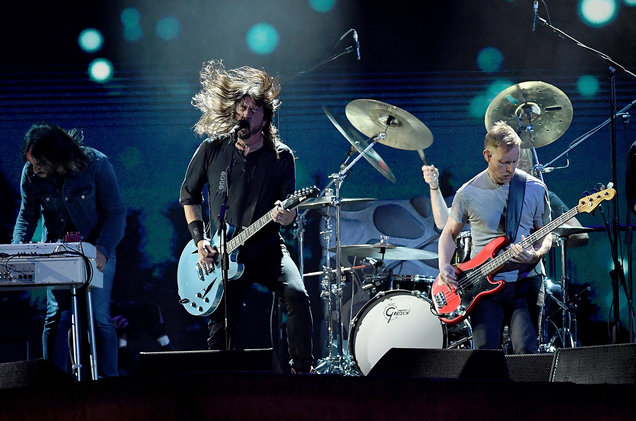 Foo Fighters at Quicken Loans Arena