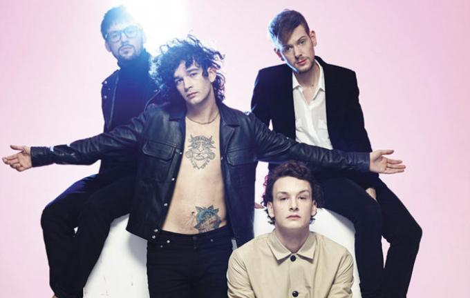 The 1975 [CANCELLED] at Rocket Mortgage FieldHouse