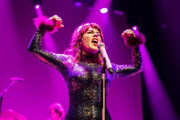 Harry Styles & Jenny Lewis at Rocket Mortgage FieldHouse
