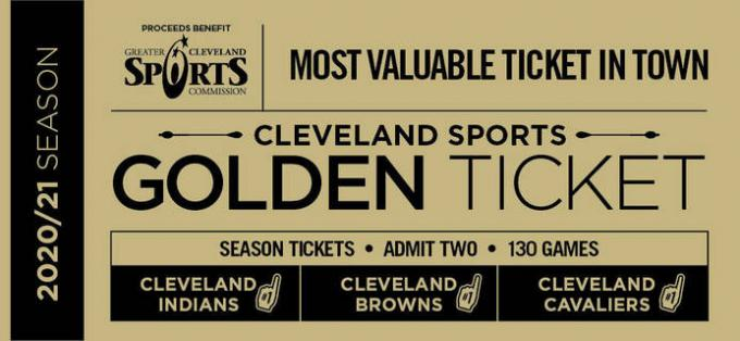 2020 Cleveland Cavaliers Season Tickets (Includes Tickets To All Regular Season Home Games) at Rocket Mortgage FieldHouse