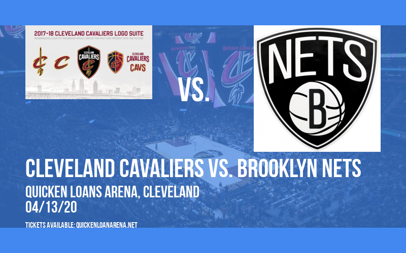 Cleveland Cavaliers vs. Brooklyn Nets [CANCELLED] at Rocket Mortgage FieldHouse