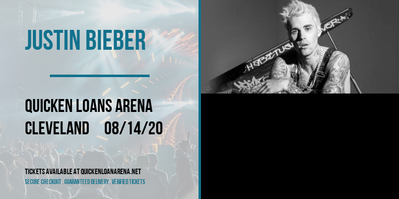 Justin Bieber [CANCELLED] at Rocket Mortgage FieldHouse