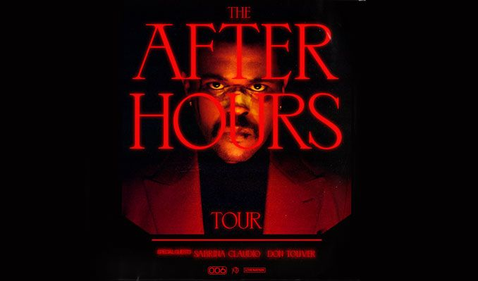 The Weeknd, Sabrina Claudio & Don Toliver at Rocket Mortgage FieldHouse