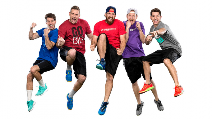 Dude Perfect at Rocket Mortgage FieldHouse