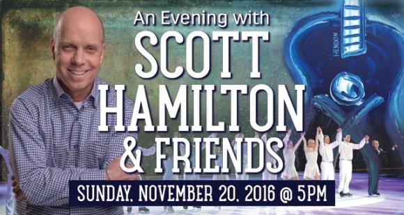An Evening With Scott Hamilton & Friends at Quicken Loans Arena