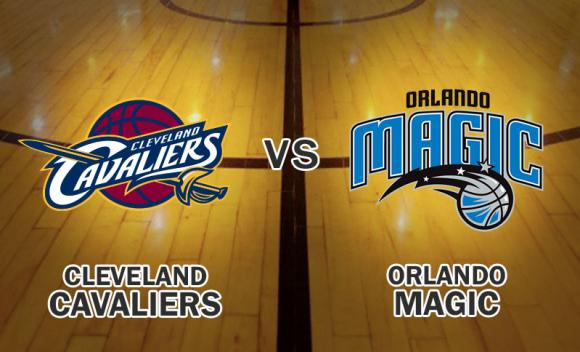 Cleveland Cavaliers vs. Orlando Magic at Quicken Loans Arena