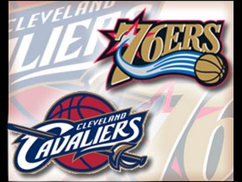 Cleveland Cavaliers vs. Philadelphia 76ers at Quicken Loans Arena