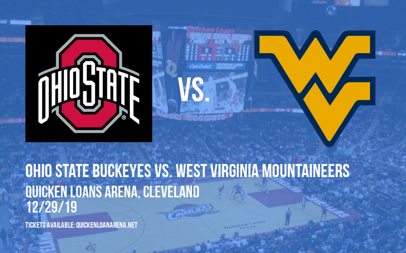 Cleveland Classic: Ohio State Buckeyes vs. West Virginia Mountaineers at Quicken Loans Arena