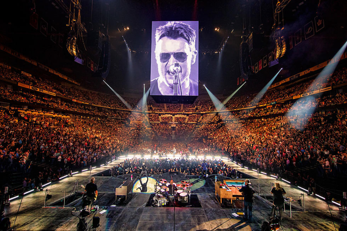 Eric Church at Rocket Mortgage FieldHouse