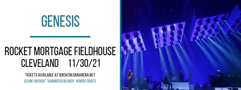 Genesis at Rocket Mortgage FieldHouse